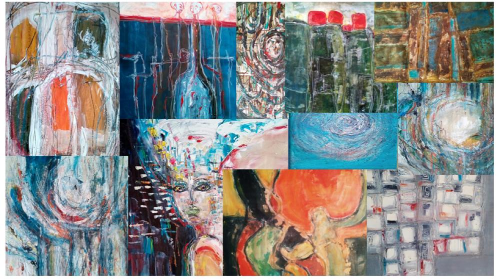Marilyn Villiger / Artiste Peintre
